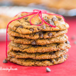 The best cookies ever!! Healthy chewy peanut butter chocolate chip cookies!!!