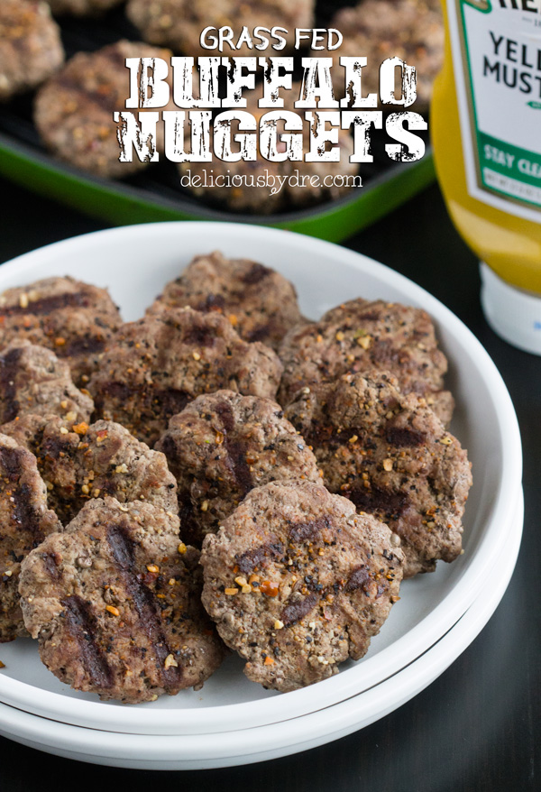 grass-fed buffalo nuggets