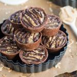 paleo samoa miracle tarts {vegan & gluten free!}