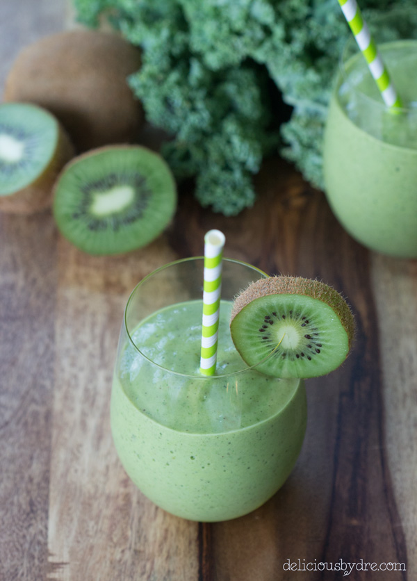 glowing skin superfood smoothie
