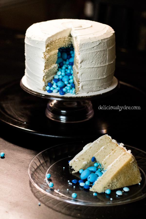 Easy Christmas Layer Cake