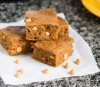 week 29: butterscotch butternut blondies